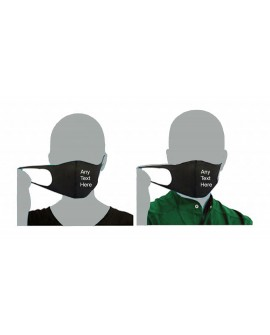 personalised Reusable Stretchable Spandex Face Mask